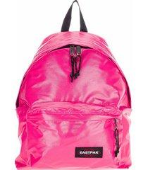 eastpak padded pakr shiny backpack