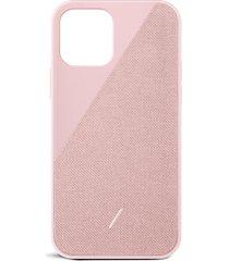 clic canvas iphone 12 mini case - rose