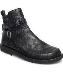 7109 shoes boots ankle boots ankle boot - flat svart angulus