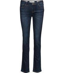 athena regular jeans raka jeans blå mos mosh