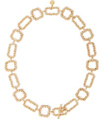 women's gas bijoux belem chain necklace
