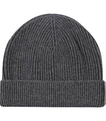 dolce & gabbana regular knit beanie