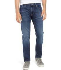 men's mavi jeans jake slim fit jeans, size 38 x 30 - blue
