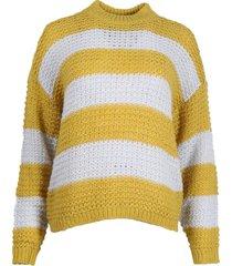 y.a.s pullover 26015360 yasbrenda geel
