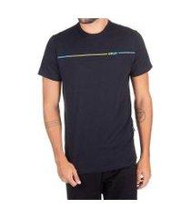 camiseta oakley dyed mark iridium masculina