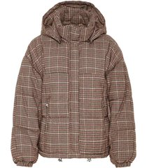 rust yas yaswalsh jacket