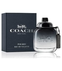 perfume coach men edt 40ml único