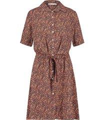 suzy mini flower vis 03 dress