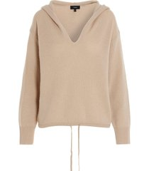 theory hooded sweater