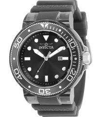reloj gris invicta 32334 - superbrands