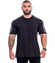 camiseta platinum black