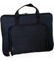 case para notebook 15.6 viccina preta - preto - dafiti