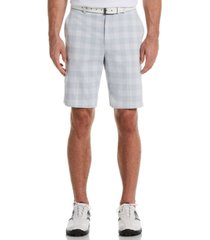 pga tour men's stacked-print golf shorts