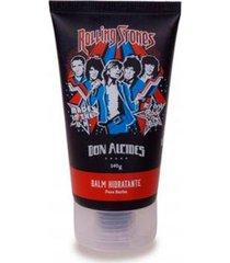 balm hidratante para barba don alcides rolling stones 140ml