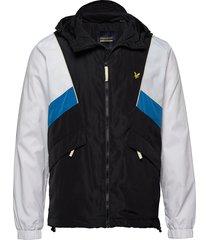 track jacket dun jack zwart lyle & scott