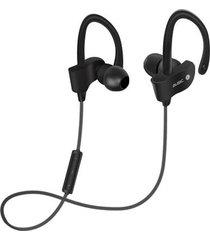 audífonos bluetooth deportivos, s4 auricular inalámbrico audifonos bluetooth manos libres  inalámbrico de deporte (negro)