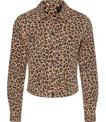 jeansjacka vmleonora ls denim jacket
