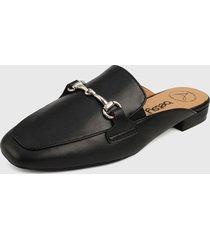 slipper negro betsy