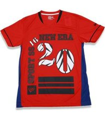 camiseta branded vermelho new era - masculino