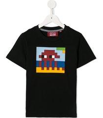 mostly heard rarely seen 8-bit each day 8-bit t-shirt - black