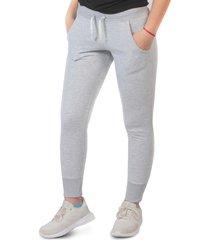 pantalón gris clon