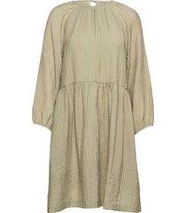 srpolly dress dresses everyday dresses grön soft rebels