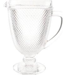 jarra bico de jaca transparente - incolor - dafiti