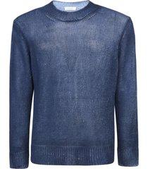 altea stitching detail plain sweater