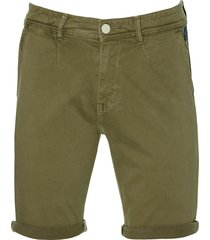 hensen short - slim fit - groen