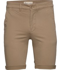 the organic chino shorts shorts chinos shorts brun by garment makers