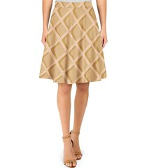 icecream waffle cone a-line skirt