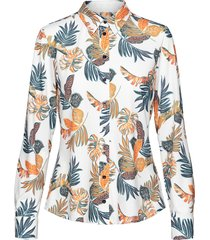 &co woman blouse lotte wit