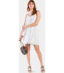 amella cami dress - white