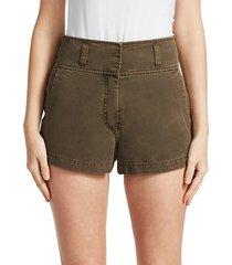 tous les jours shiloh twill shorts
