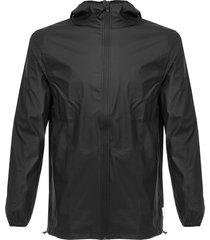 rains base black waterproof jacket 1240 01