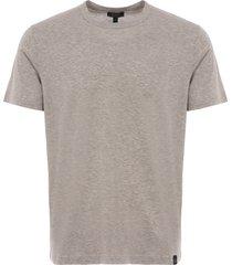 belstaff sydenham t-shirt - grey marl 71140232-gry