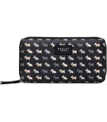 radley london multi dog wallet