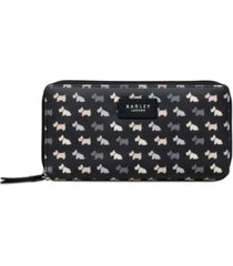 radley london multi dog wallet