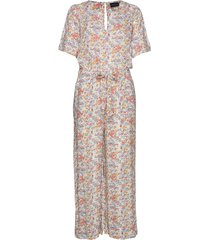 kendell printed jumpsuit jumpsuit multi/mönstrad lexington clothing