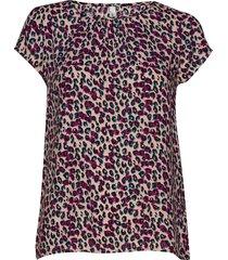 sc-adisa blouses short-sleeved rosa soyaconcept
