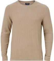 tröja jprblucarlos knit crew neck