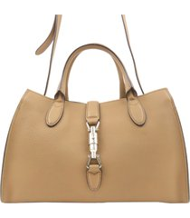 borsa donna a mano shopping in in pelle medium jackie