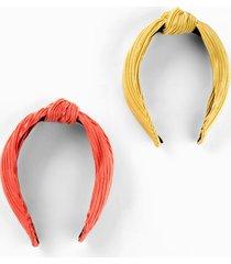 cerchietti per capelli (set 2 pezzi) (giallo) - bpc bonprix collection