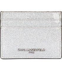 glitter pvc card holder