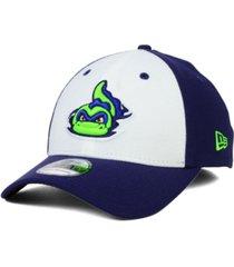 new era vermont lake monsters classic 39thirty cap