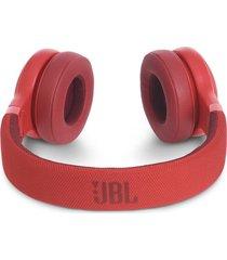 audífonos bluetooth jbl e45bt - rojo
