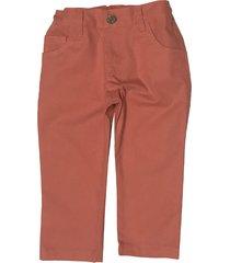 pantalon m pop bebíëœs color coral