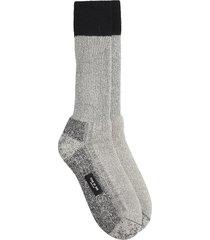 fear of god socks in black wool