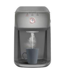 purificador de água electrolux cinza com refrigeração por compressor e água quente (ph41x)
