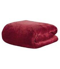 cobertor manta blanket 600 wine queen - kacyumara